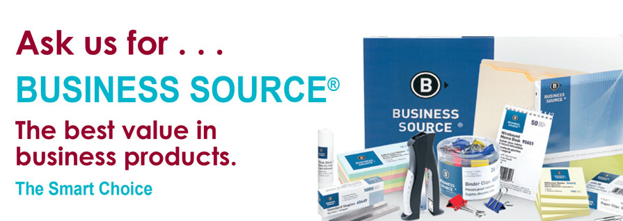 Ask us for... BUSINESS SOURCE
