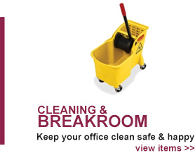Cleaning & Breakroom