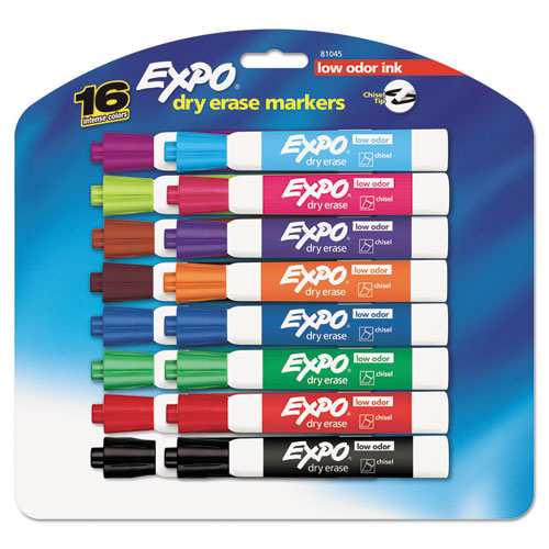 Low Odor Dry Erase Marker