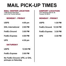 Dhl Pickup Locations >> The Office BOSS -- Office Products/Printing/Shipping